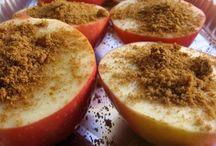 Fall Recipes / Apples, Pumpkins, and More!