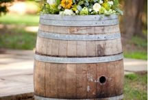 Bourbon Barrels / by Kassi Cawood