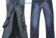 modificări haine