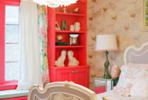 kid spaces / by Natalie French Alexis