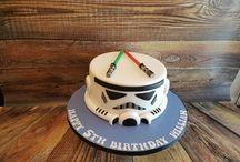 Starwars Cakes