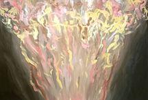 """Presentación Obra """"Explosión de Vida"""", en Expo""""Chau"""". Ex work in progress 1."""