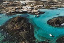 Semirrígida / Semirrigida from Marina Rubicón Playa Blanca lanzarote. To rent and Water Taxi to Isla de Lobos or La Graciosa.