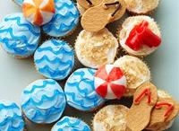 cake and cupcakes / by Cari Euritt-Scott