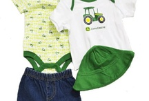 john deere baby/kids clothes/things