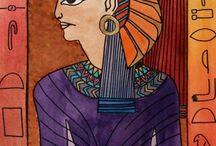Egito/Artes