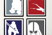 star wars nursery