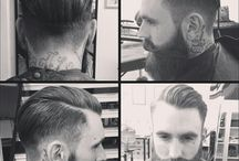 beards/hairstyle