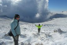 When it snows in the Drakensberg