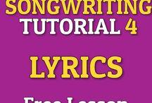 Lyrics composition
