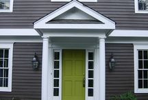 Front Door Project