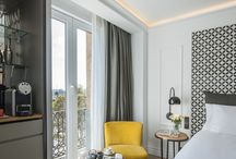 chambre hotel luxe