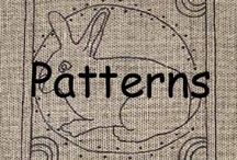 patterns / by Connie Smith