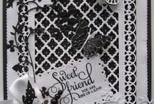 Black and White / Fekete-fehér képeslapok