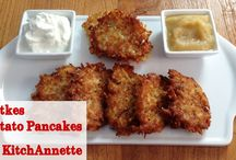 Lovely Little Plates / For appetizers or side dishes! These are fabulous - and easy to make!