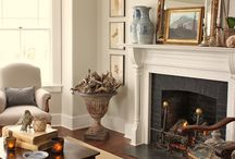 Formal living room / by Harley Caldwell