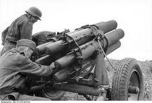 Artillery of World War II