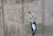 Obey the stencil