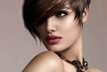 Gorgeous Hair Styles / by Genevieve Koenig