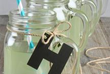 Wedding and Party Accessories / Accessories and little extras to pull your event together / by Kathy Reece