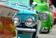 Old Cars New Cars Creativity Cars / I just love old cars and their design. Also I like new compact cars. On creativity side, some cars could be a beautiful piece of home design.