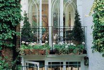 home | facade