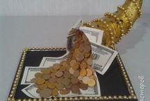 Prezęt pieniądze