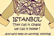 İstanbul / Benim şehrim.