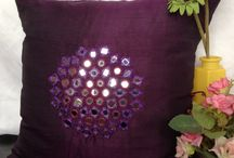 Purple Home Decor And Pillows