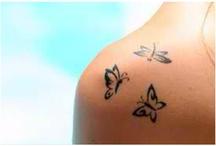 tattoos / by Michelle Gasser Grassbaugh