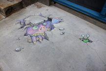 Street art is amazing