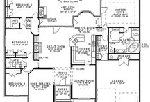 House Plans / by Bethany Hart