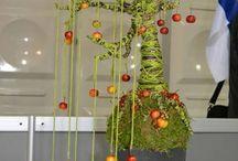 Conceptual floristry