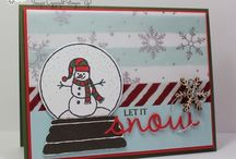 Stampin' Up! Sparkly Seasons