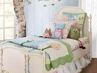 Kislány hálószobák