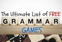 Grammar and reading games