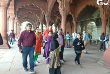 The Red Fort / The Red Fort - The Real Ruby of Delhi