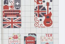 Cross stitch London