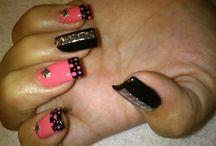 Fashion nails  / by Ary Gutiérrez