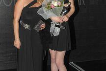 La vincitrice serba del titolo internazionale TLY Maja Danicic & la Carmen Martorana Eventi