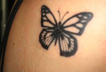 Tattoo's / by Bobbijo Kus