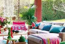 PATIO - RELAXING OUTDOOR AREAS
