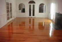 wooden floor s