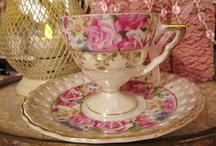 I love china teacups