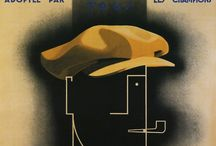 Y08 Poster Design -  Cassandre / 1901 - 1968. Born Adolphe Jean-Marie in Ukraine. As a young man, Cassandre moved to Paris, where he studied at Art School. Cassandre became successful enough that with the help of partners he was able to set up his own advertising agency called Alliance Graphique, Best known for his posters advertising travel. He taught graphic design at Art School. Cassandre developed  a typeface called Bifur in 1929,