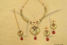 Kundan Necklace | Immitation Jewellery
