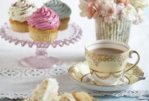 """Be a dear and put the kettle on, won't you? / """"There is no trouble so great or so grave that cannot be much diminished by a nice cup of tea"""""""