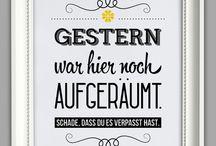 Bilderrahmen & Co.