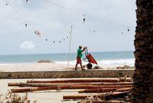 Después de Odile / Limpieza después del huracán Odile en Los Cabos