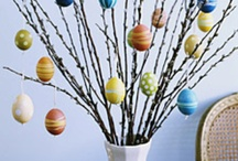 Easter Trees / Beautiful trees to celebrate easter!